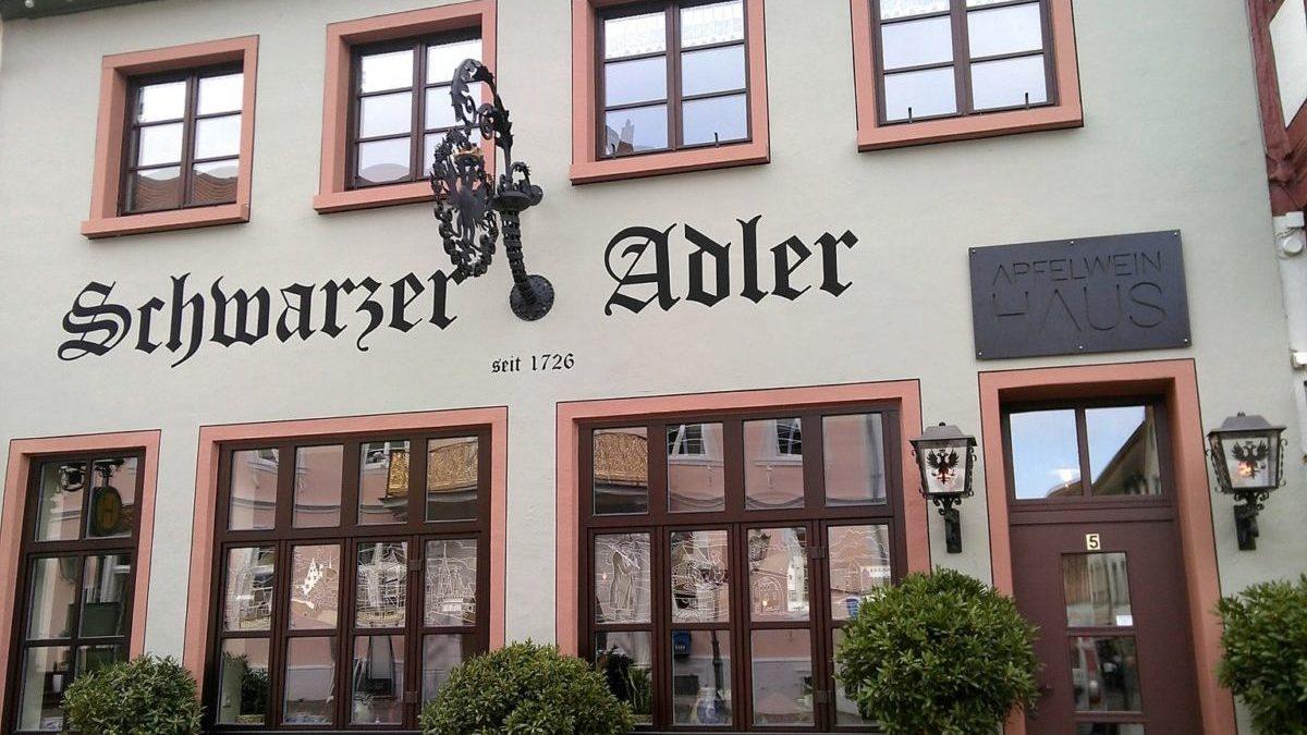 """Wiedereröffnung """"Schwarzer Adler"""" Michelstadt"""