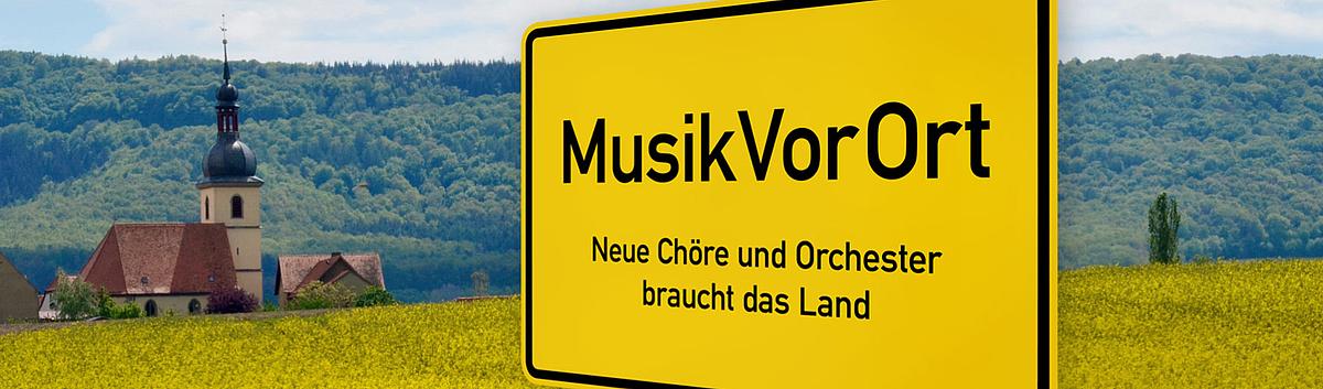 Neues Förderprogramm: MusikVorOrt