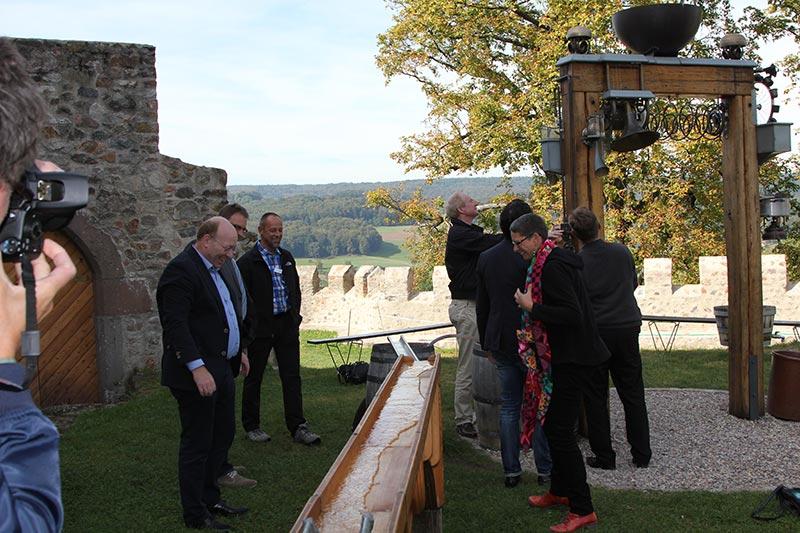 Erweiterung Erfahrungsfeld Schloss Reichenberg