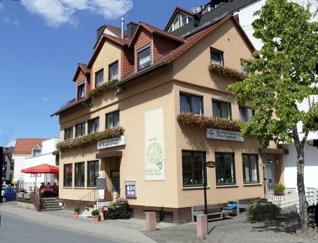 Neugestaltung Der Sanitäranlagen Im Odenwald- Gasthaus Mümlingstube