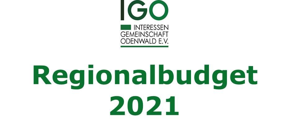 Regionalbudget 2021 – Bewerbungen Ab Jetzt Möglich